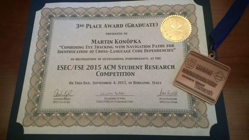 esec-fse2015-src-konopka-award