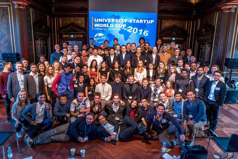 USWC 2016 finalists